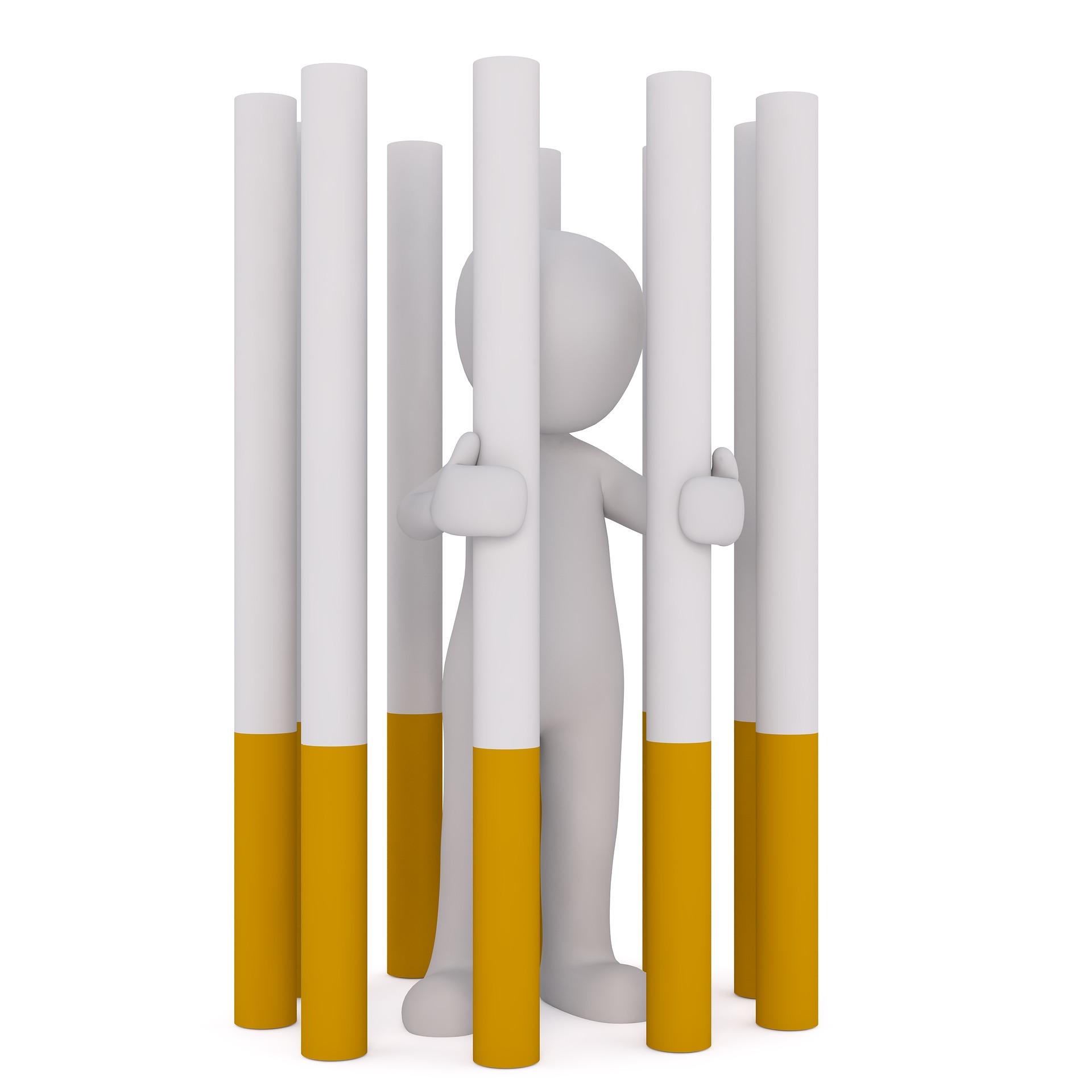 Fumare non fa più figo!