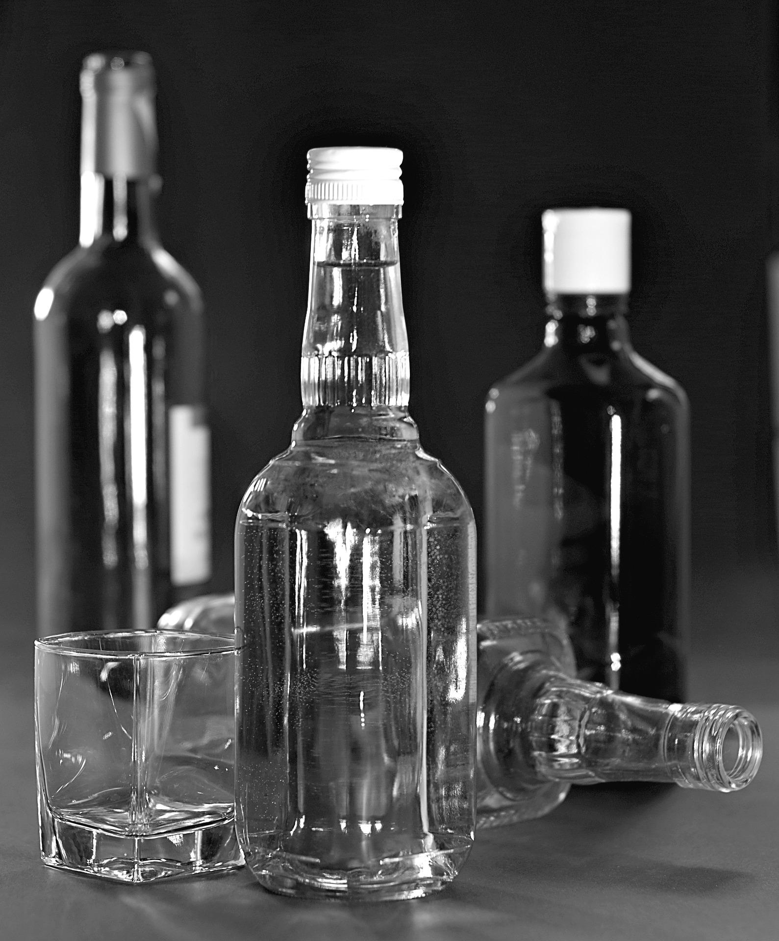 Annegare i dispiaceri in un bicchiere