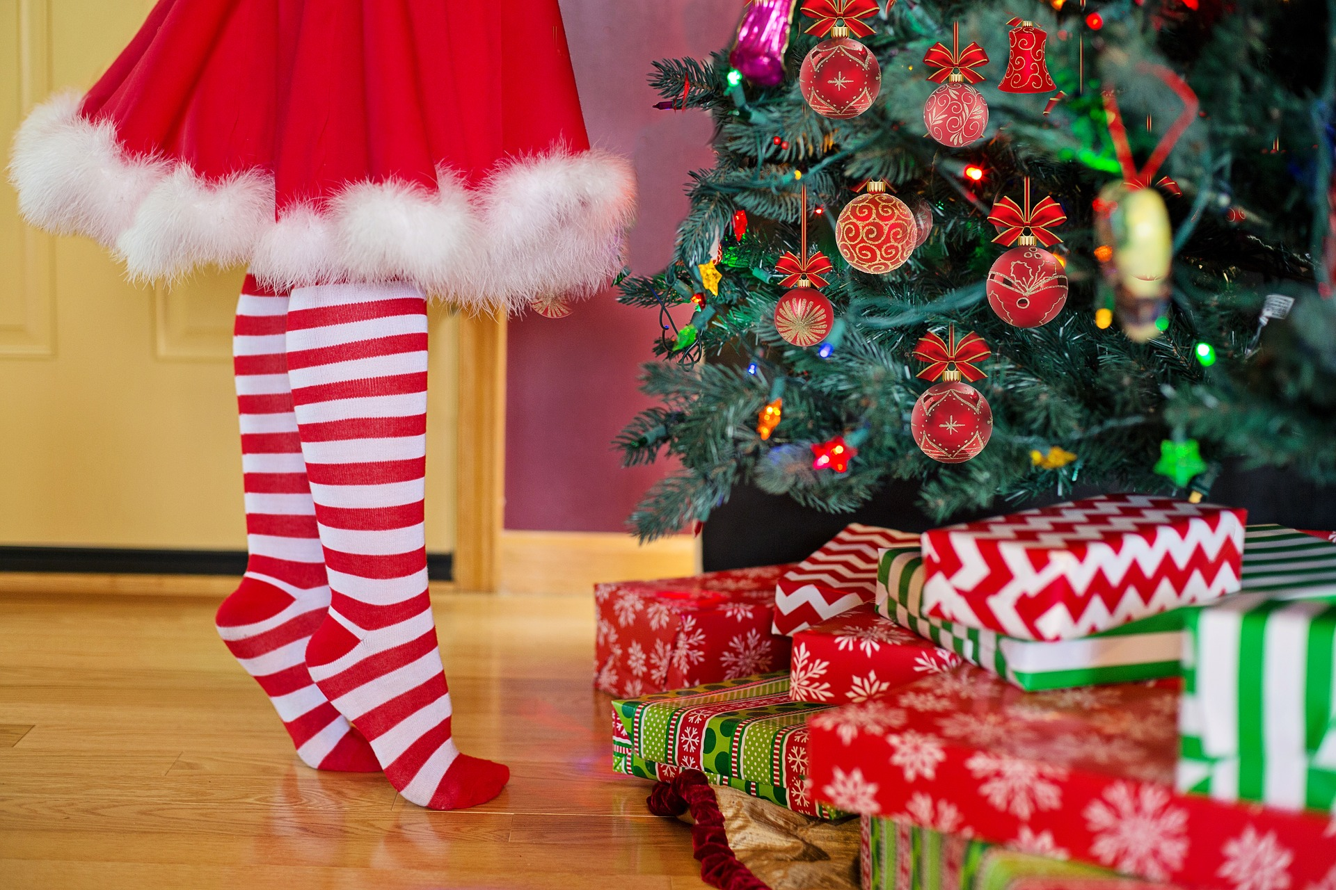 """Metti una """"lettera"""" sotto l'albero di Natale"""
