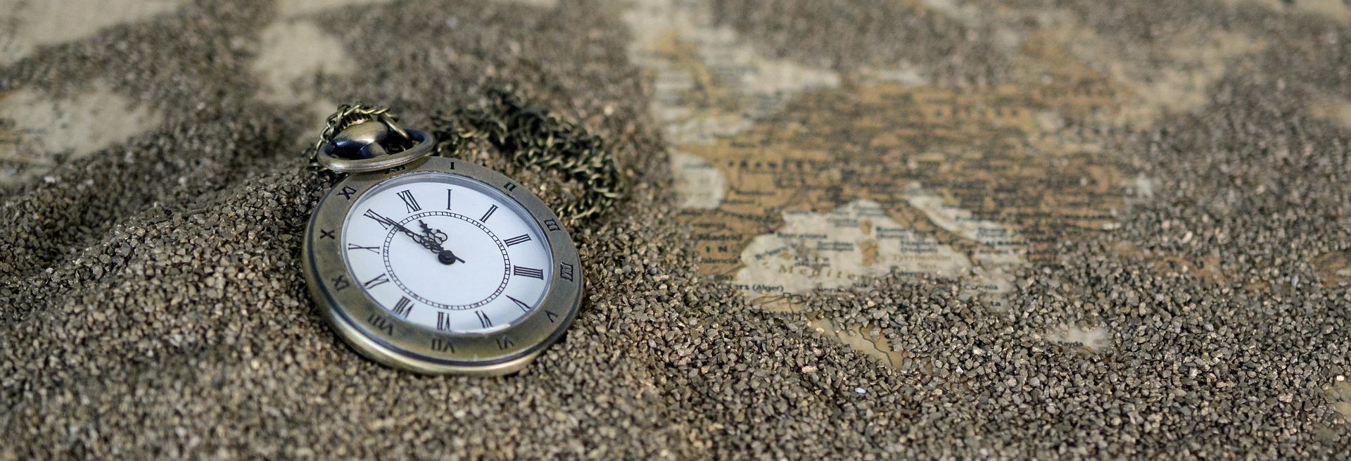Prendi un orologio ma non dirmi l'ora