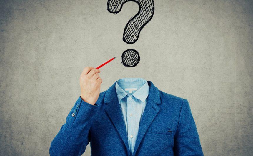 Punto Interrogativo = Segno d'intelligenza